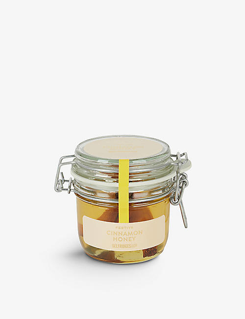 SELFRIDGES SELECTION: Festive Cinnamon Honey 240g