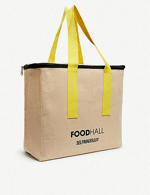 SELFRIDGES SELECTION Cooler bag