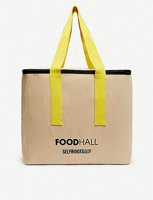 SELFRIDGES SELECTION: Cooler bag