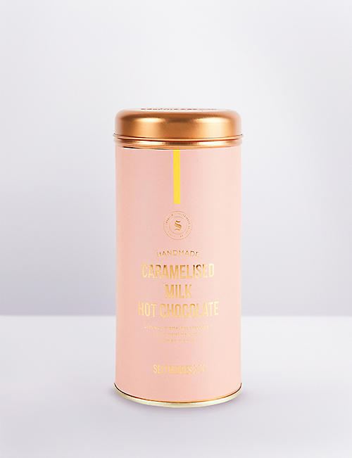 SELFRIDGES SELECTION Caramelised hot chocolate 200g