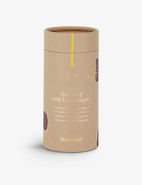 SELFRIDGES SELECTION: Festive Orange Hot Chocolate 200g
