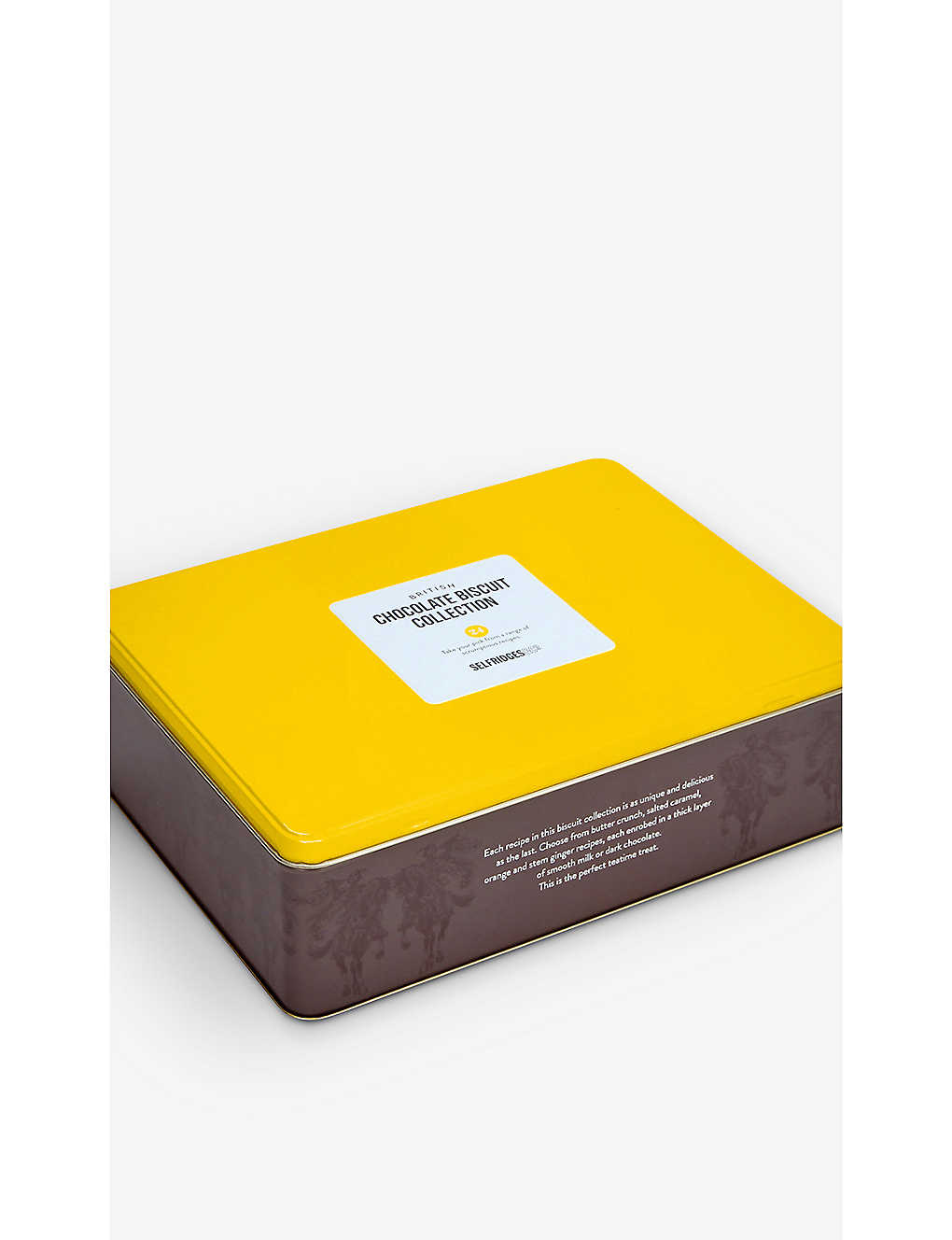SELFRIDGES SELECTION: British Chocolate Biscuit Selection 570g