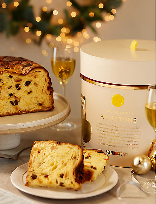 SELFRIDGES SELECTION Moscato Panettone 950g