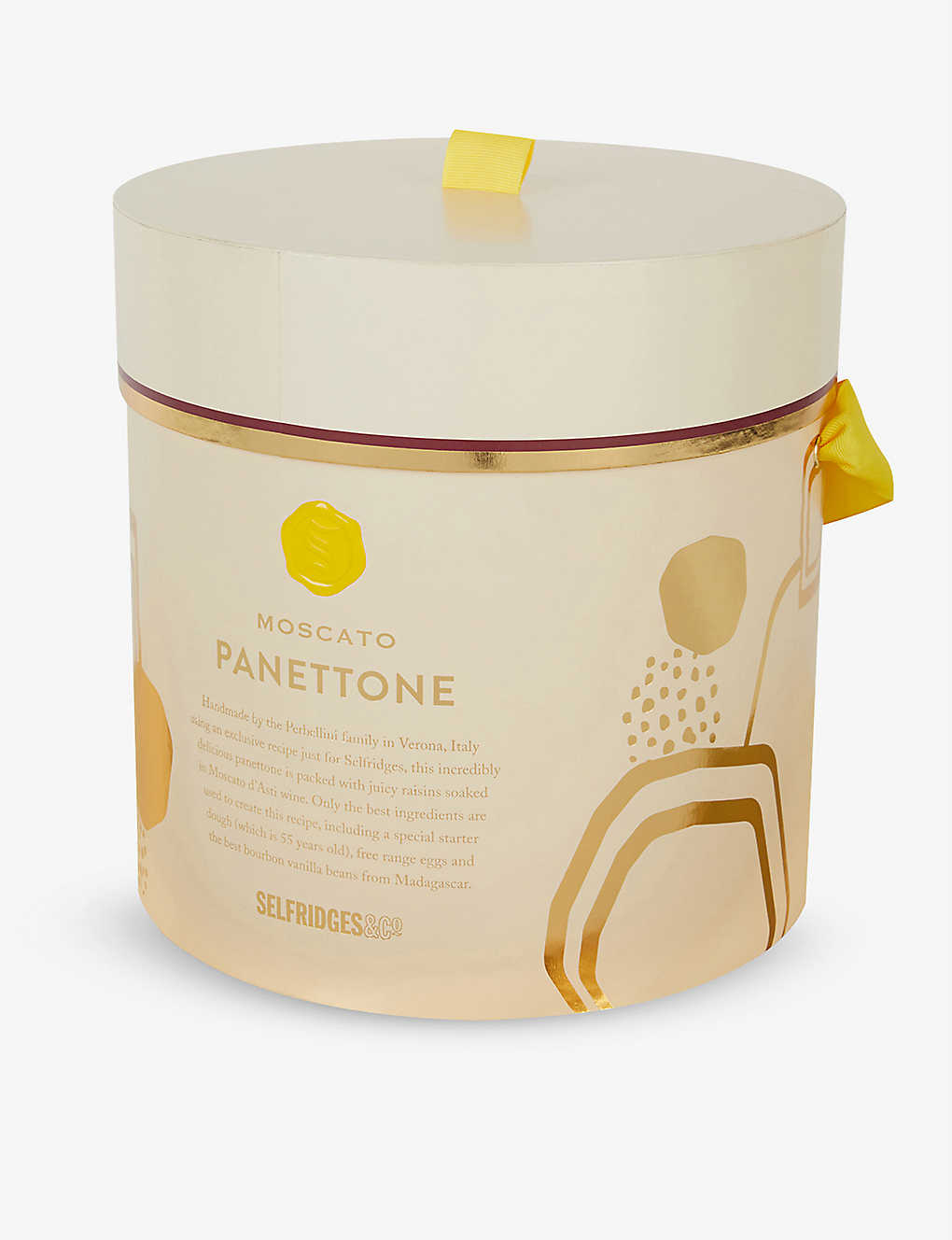 SELFRIDGES SELECTION: Moscato Panettone 950g