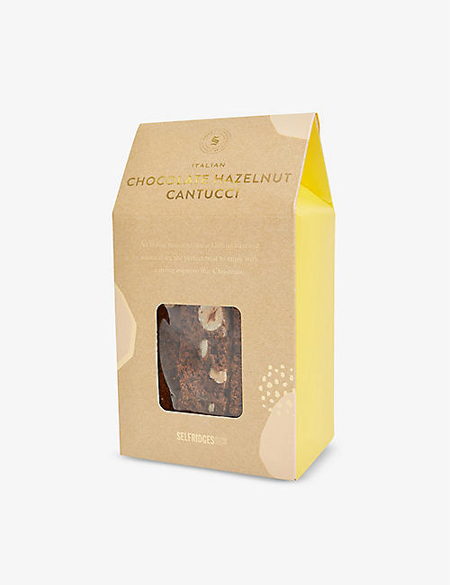 SELFRIDGES SELECTION: Italian Chocolate Hazelnut Cantucci 180g