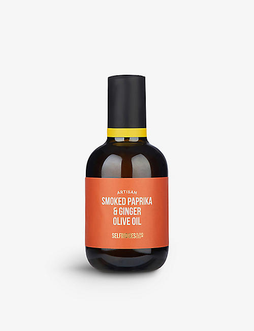 SELFRIDGES SELECTION: Artisan Smoked Paprika and Ginger Olive Oil 250ml