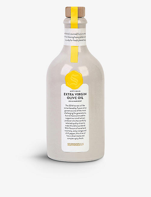 SELFRIDGES SELECTION Artisan extra virgin olive oil of Tuscany 500ml