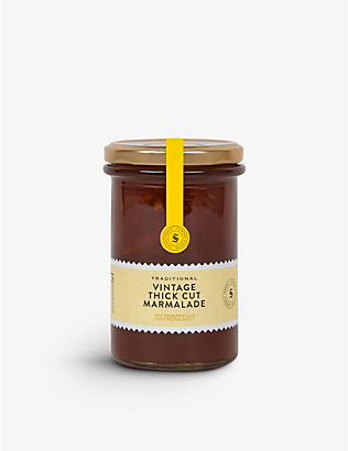 SELFRIDGES SELECTION: Traditional vintage thick-cut marmalade 340g