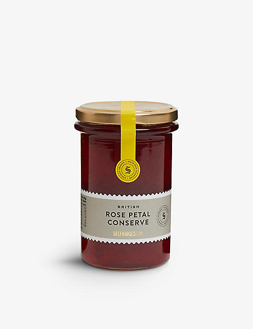 SELFRIDGES SELECTION: British Rose Petal Conserve 340g