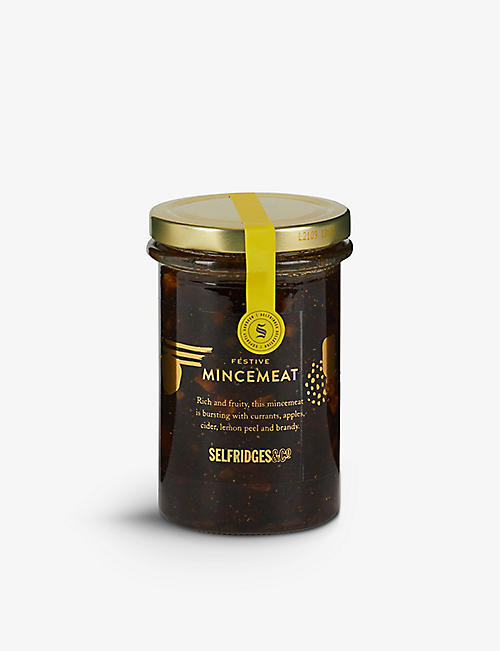 SELFRIDGES SELECTION Festive Mincemeat 340g