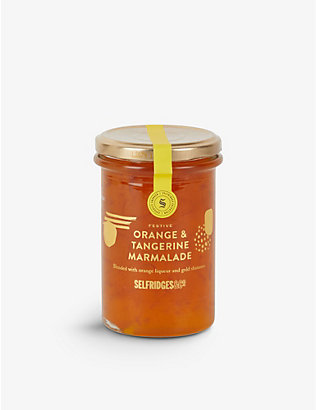 SELFRIDGES SELECTION: Festive Orange and Tangerine Marmalade 340g
