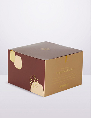 SELFRIDGES SELECTION Traditional Christmas cake 650g