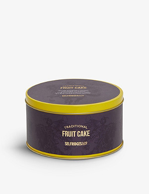 SELFRIDGES SELECTION Rich Fruit Cake 450g