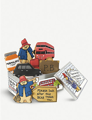 BISCUITEERS: Paddington bear biscuits box of eight