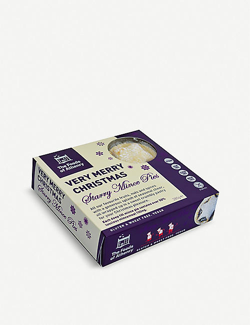 FOODS OF ATHNRY Vegan mince pies 280g