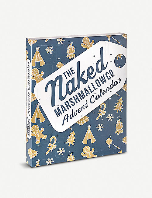 THE NAKED MARSHMALLOW Marshmallow Advent calendar