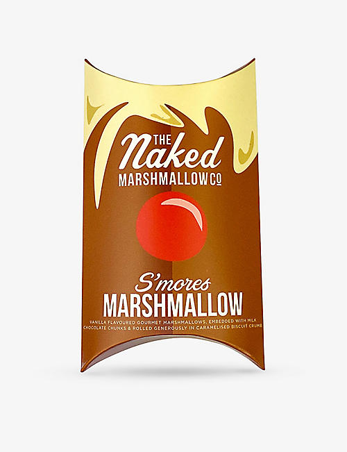 THE NAKED MARSHMALLOW: S'Mores gourmet marshmallows 100g