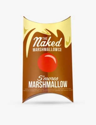 S'mores Gourmet Marshmallows 100g by The Naked Marshmallow