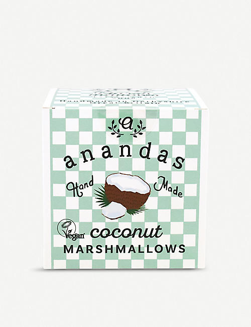 ANANDA'S: Coconut marshmallows 80g