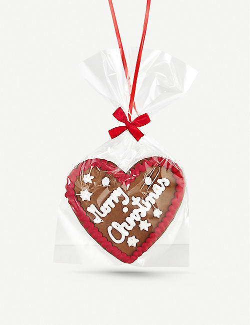 PERTZBORN Iced Gingerbread Heart 90g