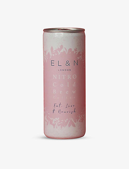 ELAN: Nitro Cold Brew Coffee Can 250ml