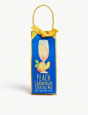 PELICAN BAY Peach champagne cocktail mix 155g