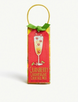 PELICAN BAY Cranberry champagne cocktail mix 155g