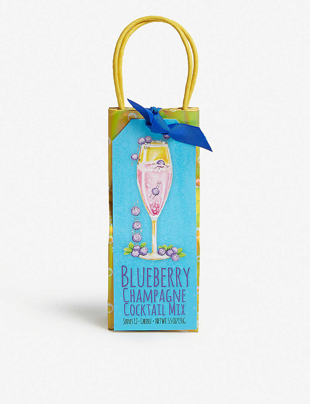 PELICAN BAY Blueberry champagne cocktail mix 155g
