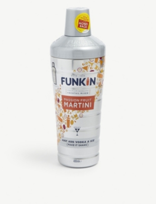 FUNKIN Passionfruit martini cocktail mixer 400ml