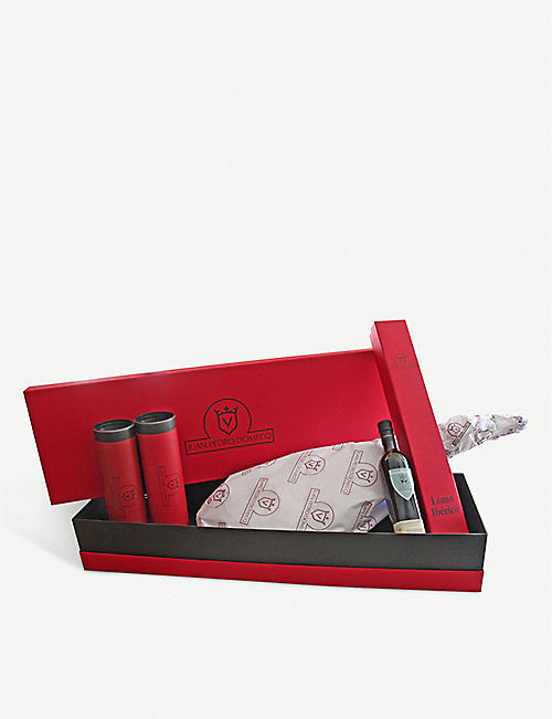 DOMECQ Imperial Iberico Ham gift set
