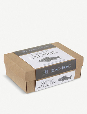 ROSS & ROSS FOODS Salmon curing kit
