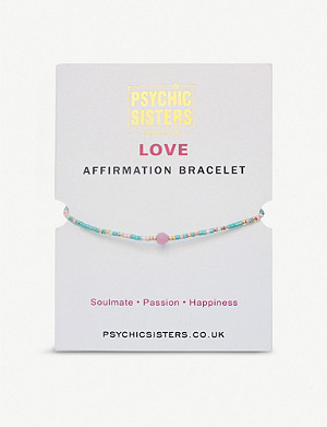 PSYCHIC SISTERS Love Friendship bracelet
