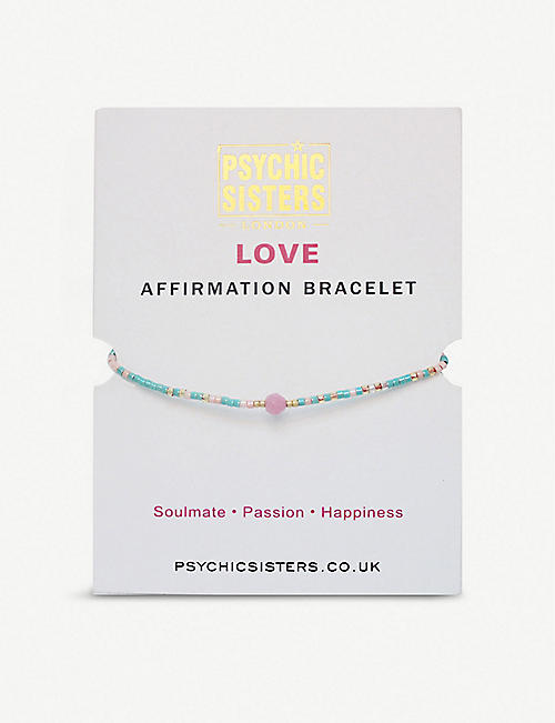 PSYCHIC SISTERS: Love Friendship bracelet