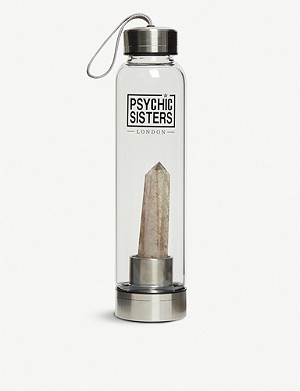 PSYCHIC SISTERS Smoky Quartz water bottle 530ml