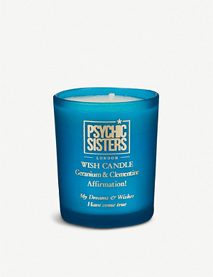 PSYCHIC SISTERS Wish candle 45g