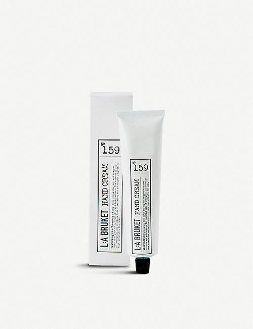 LA BRUKET L:A Bruket No.159 lemongrass hand cream 70ml