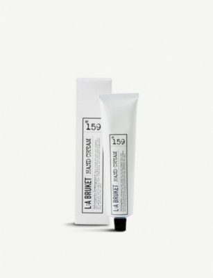 THE CONRAN SHOP L:A Bruket No.159 lemongrass hand cream 70ml