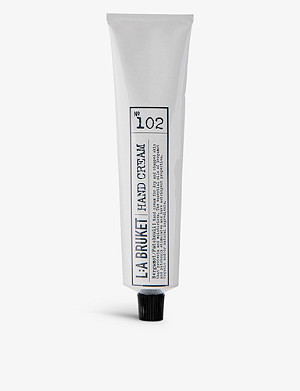 LA BRUKET L:A Bruket bergamot and patchouli hand cream 70ml