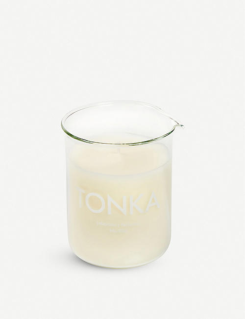 THE CONRAN SHOP Laboratory Perfumes Tonka scented candle 200g