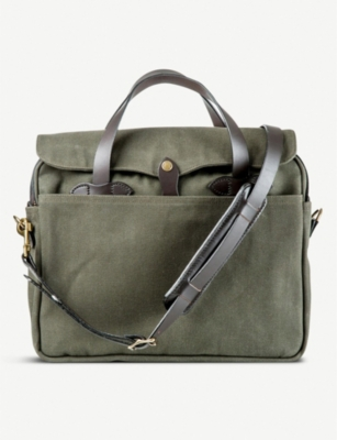 THE CONRAN SHOP Filson twill original briefcase