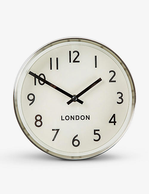 THE CONRAN SHOP: London Time Zone Clock 21cm
