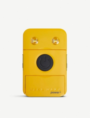THE CONRAN SHOP Waka Waka Power+ solar powered charger & light 12.1cm