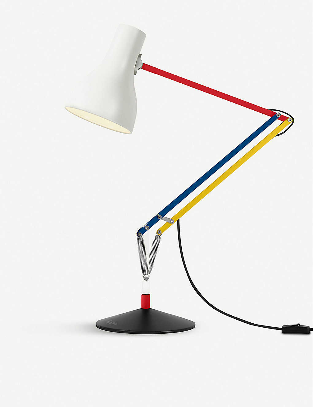 THE CONRAN SHOP: Paul Smith for Anglepoise Type 75 Edition Two lamp 66cm