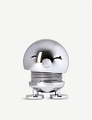 THE CONRAN SHOP Hoptimist Baby Bimble Chrome ornament 13cm