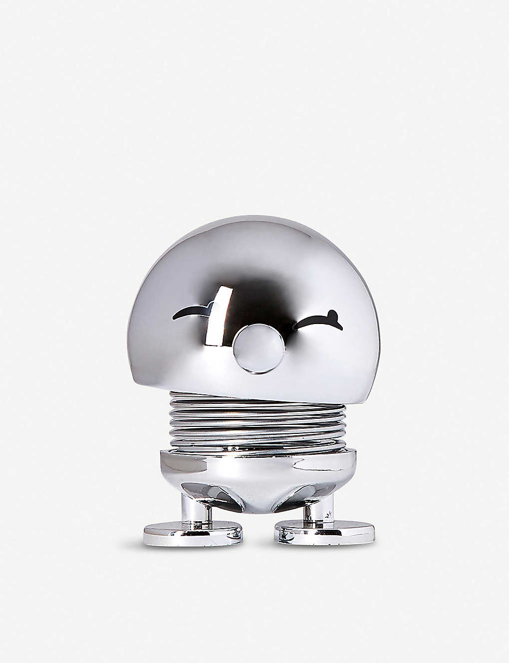 THE CONRAN SHOP: Hoptimist Baby Bimble Chrome ornament 13cm