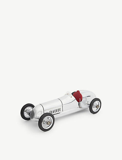 THE CONRAN SHOP: Authentic Models Silberpfeil Red Seat model car