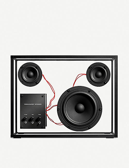 THE CONRAN SHOP: Transparent Sound speaker
