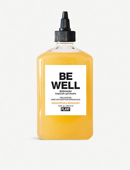 THE CONRAN SHOP PLANT Apothecary BE WELL body wash 281ml