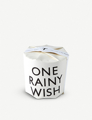 THE CONRAN SHOP Tatine One Rainy Wish scented candle 57g