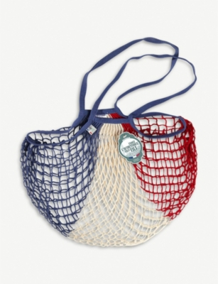 THE CONRAN SHOP Filt French String cotton market bag